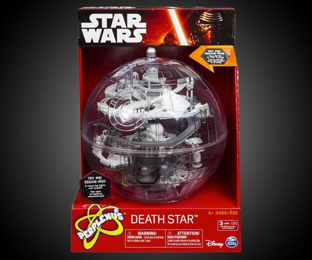 Star Wars Death Star Perplexus Maze Movies / Books / TV Brain Teaser
