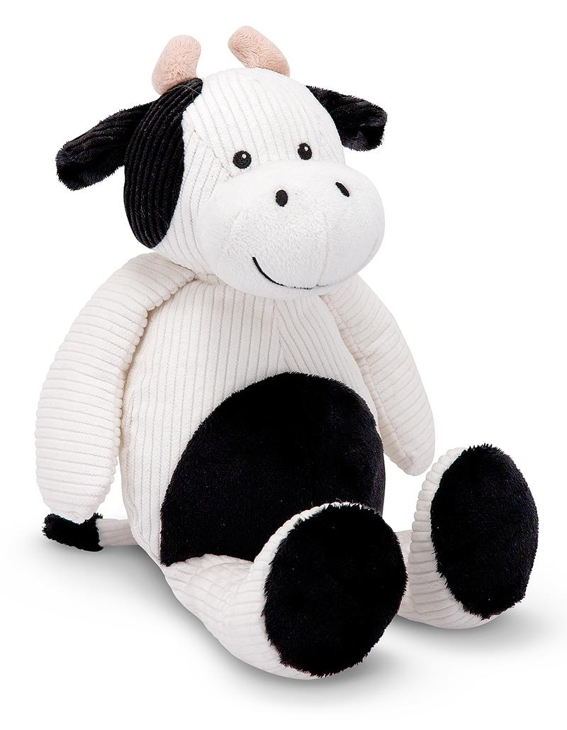 Corduroy Cutie Cow Plush Toy