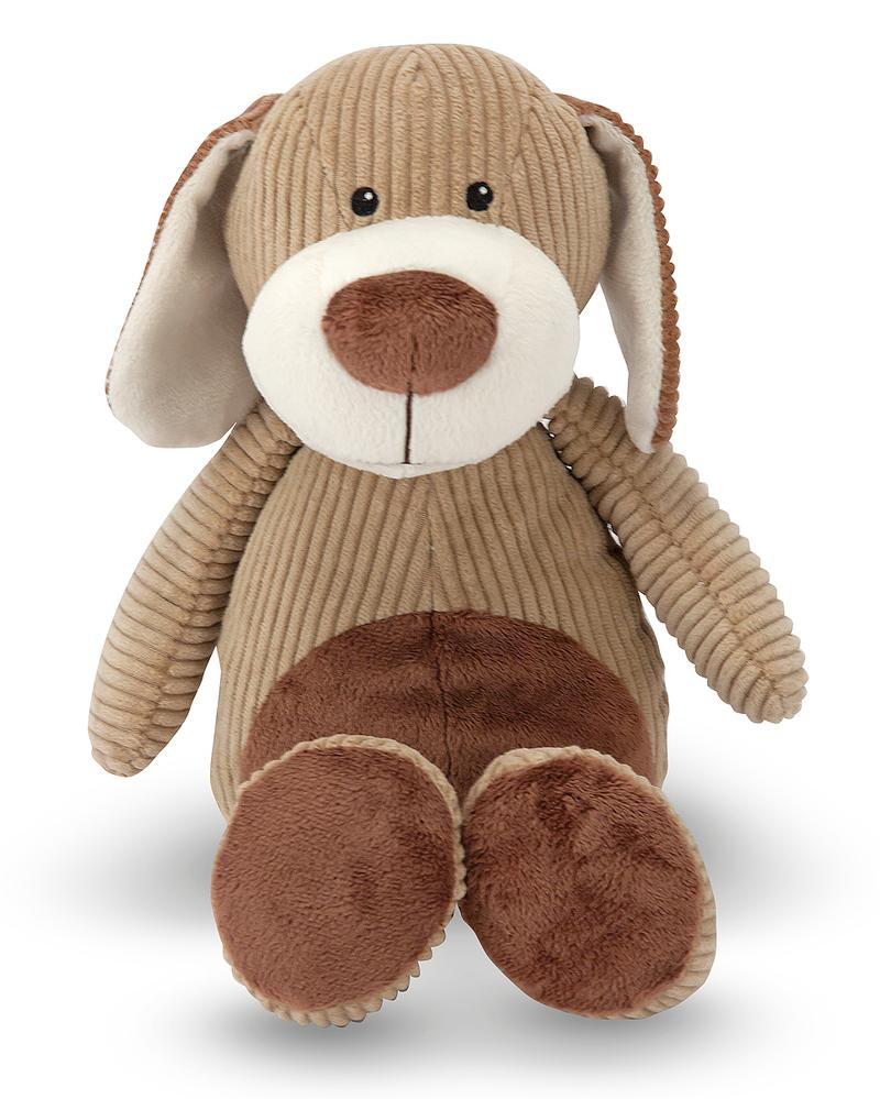 Corduroy Cutie Dog Plush Toy