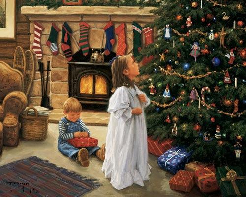 O Christmas Tree Christmas Jigsaw Puzzle