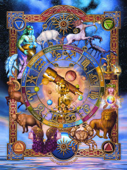 Astrology Jigsaw Puzzle Puzzlewarehouse Com