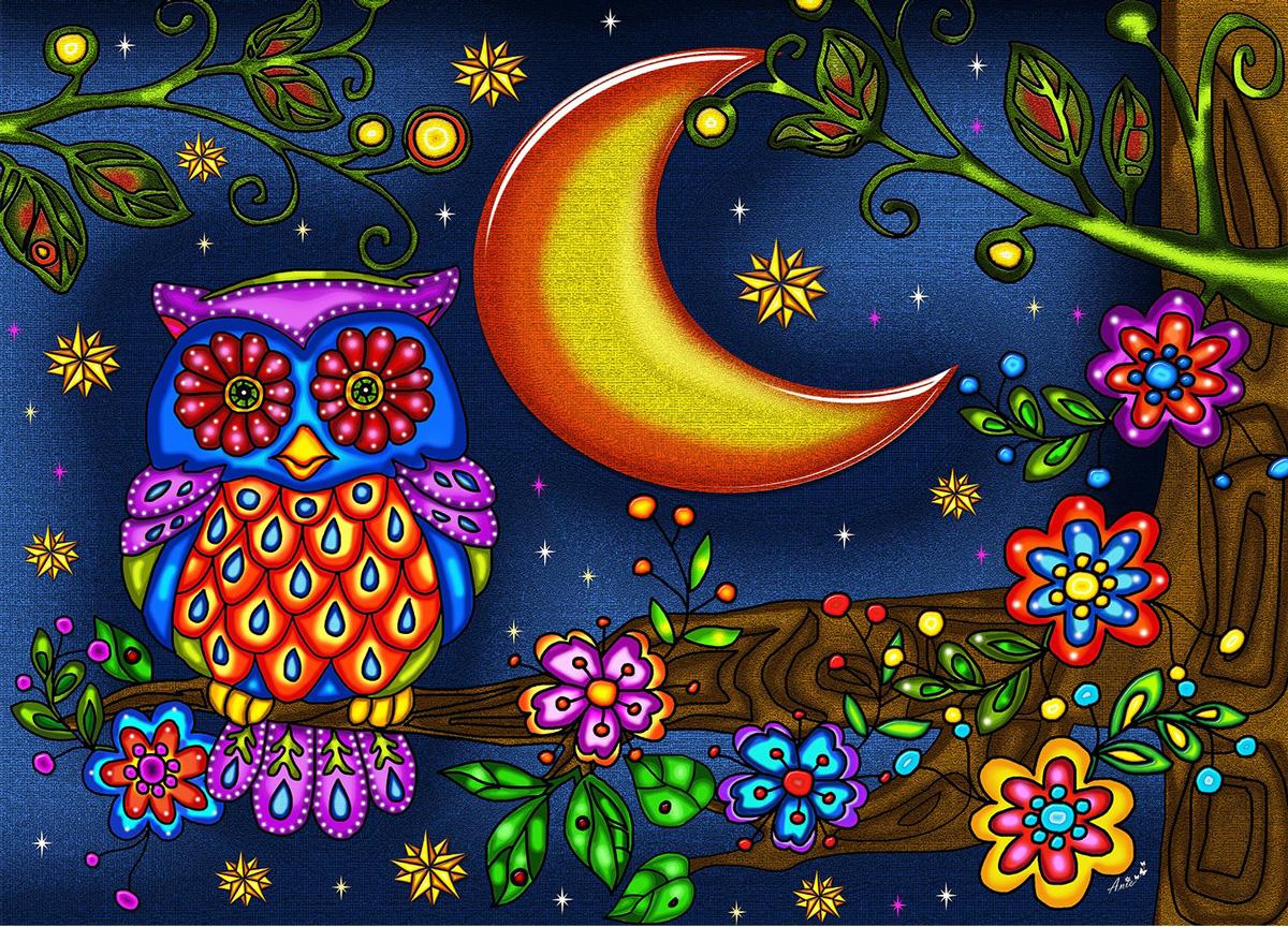 It's Owl Good Owl Jigsaw Puzzle