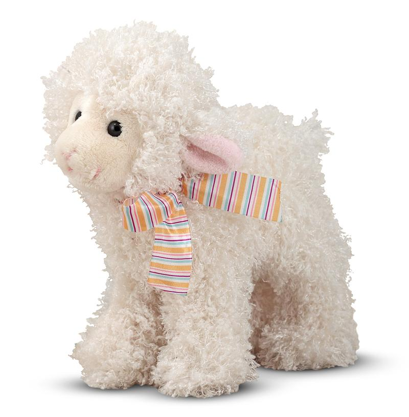 Fleecie Lamb Plush Toy