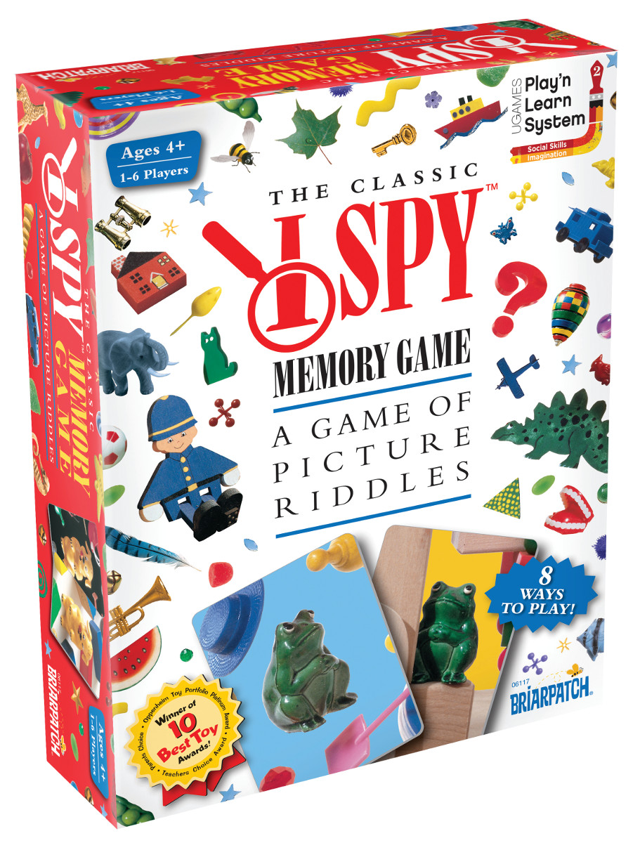 i spy board game instructions