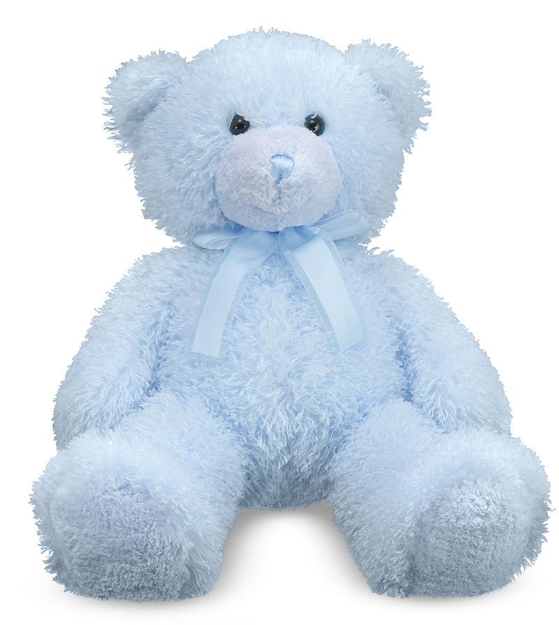 Cotton Candy - Blue Plush Toy
