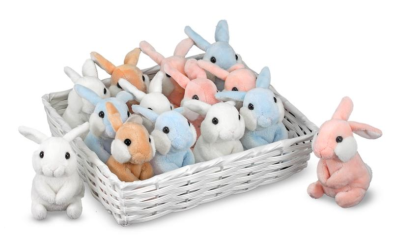 Baby Bunny Hops Plush Toy