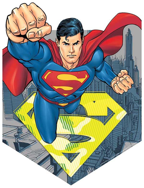 Superman (Mini) Super-heroes Jigsaw Puzzle
