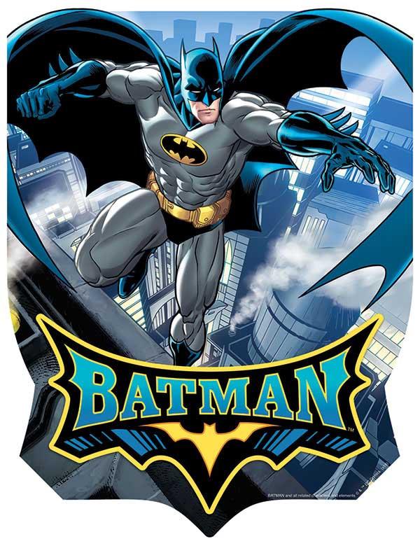 Batman (Mini) Super-heroes Jigsaw Puzzle