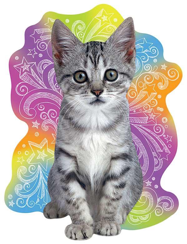 Kitten (Mini) Cats Jigsaw Puzzle