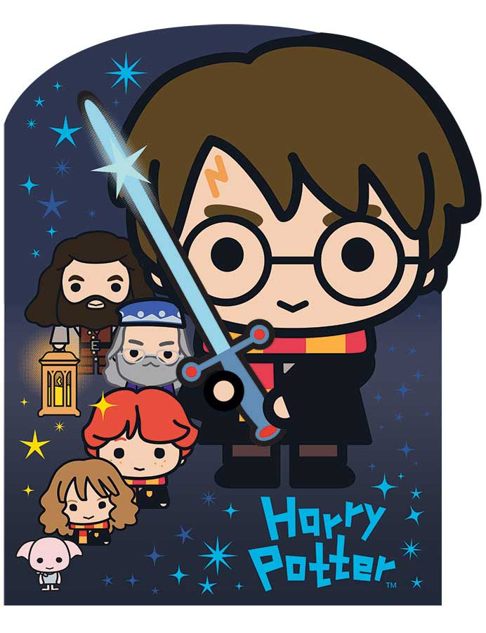 Harry Potter Chibi (Mini) Harry Potter Glow in the Dark Puzzle