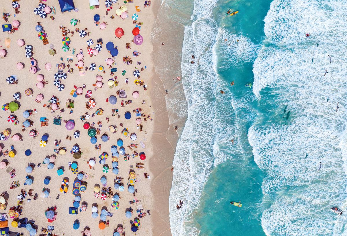 Down at the Beach Beach Hidden Images