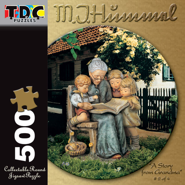 A Story From Grandma, Hummel Jigsaw Puzzle