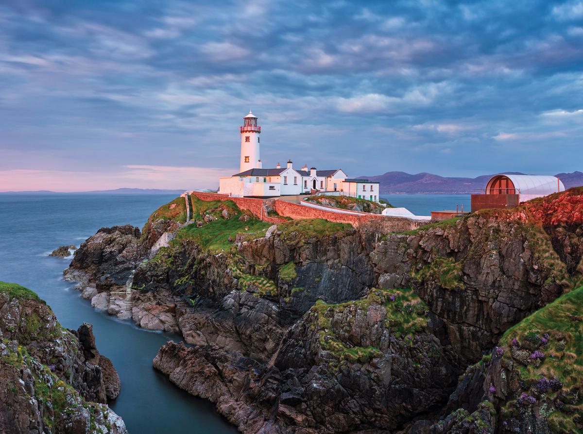 Fanad Lighthouse Lighthouses Jigsaw Puzzle