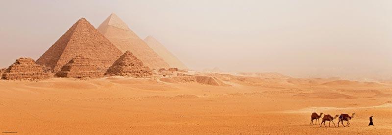 Pyramids Egypt Jigsaw Puzzle