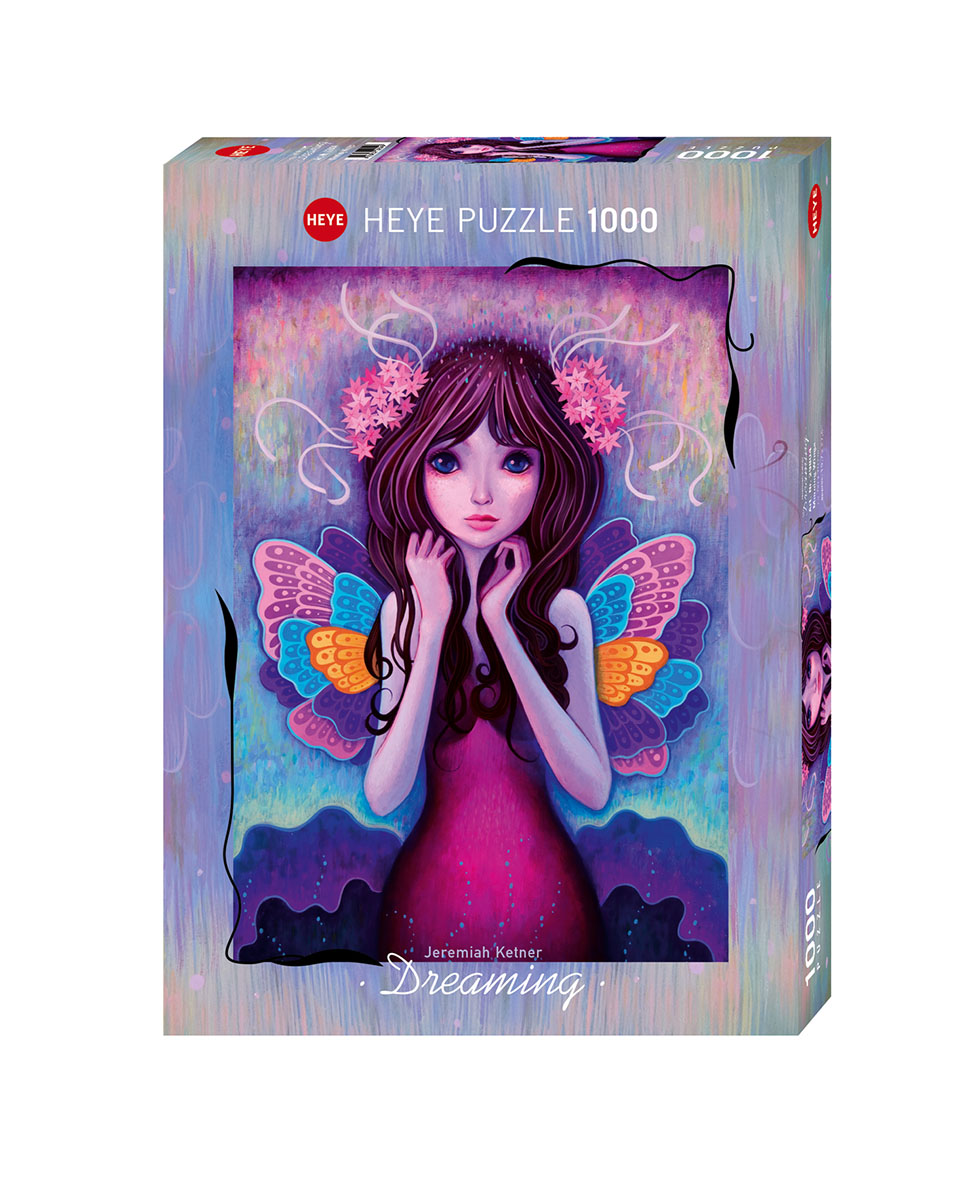 Morning Wings Fantasy Jigsaw Puzzle