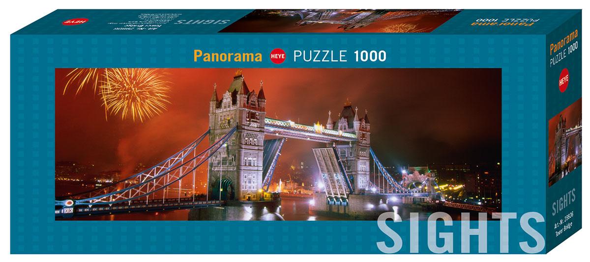Sights Tower Bridge Landmarks / Monuments Jigsaw Puzzle