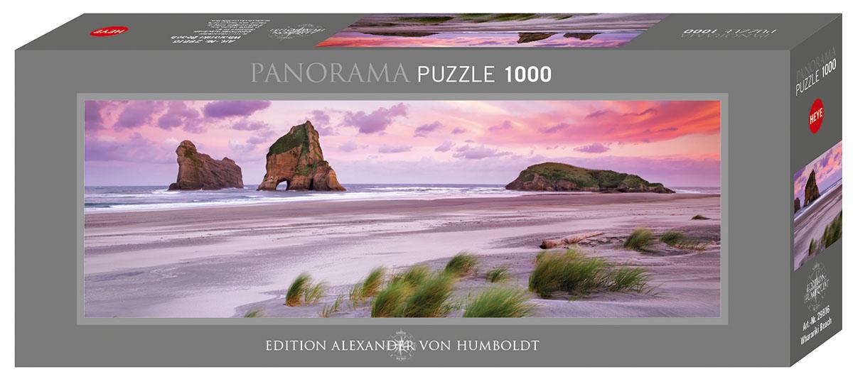 Wharariki Beach Landscape Jigsaw Puzzle