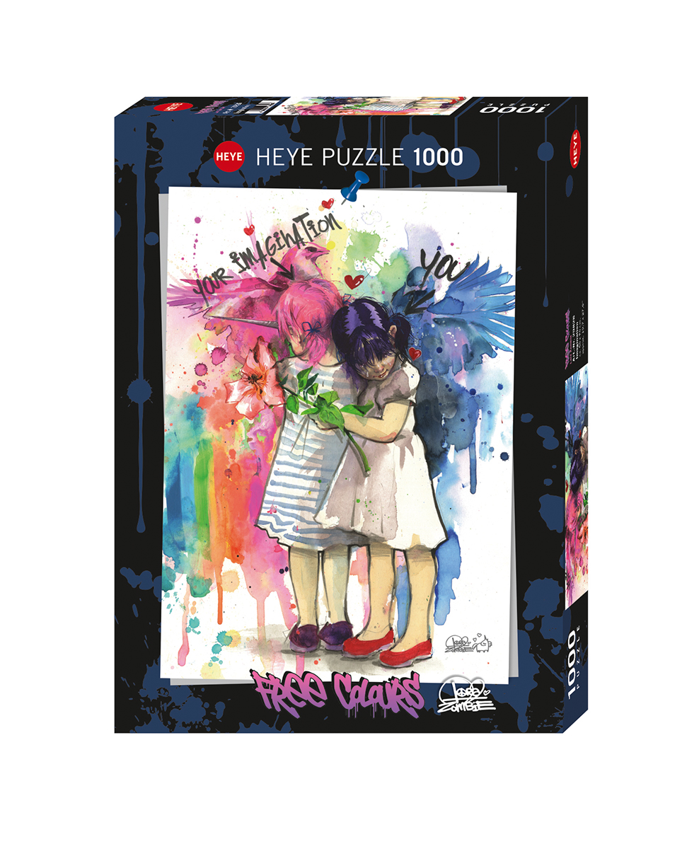 Imagination People Jigsaw Puzzle
