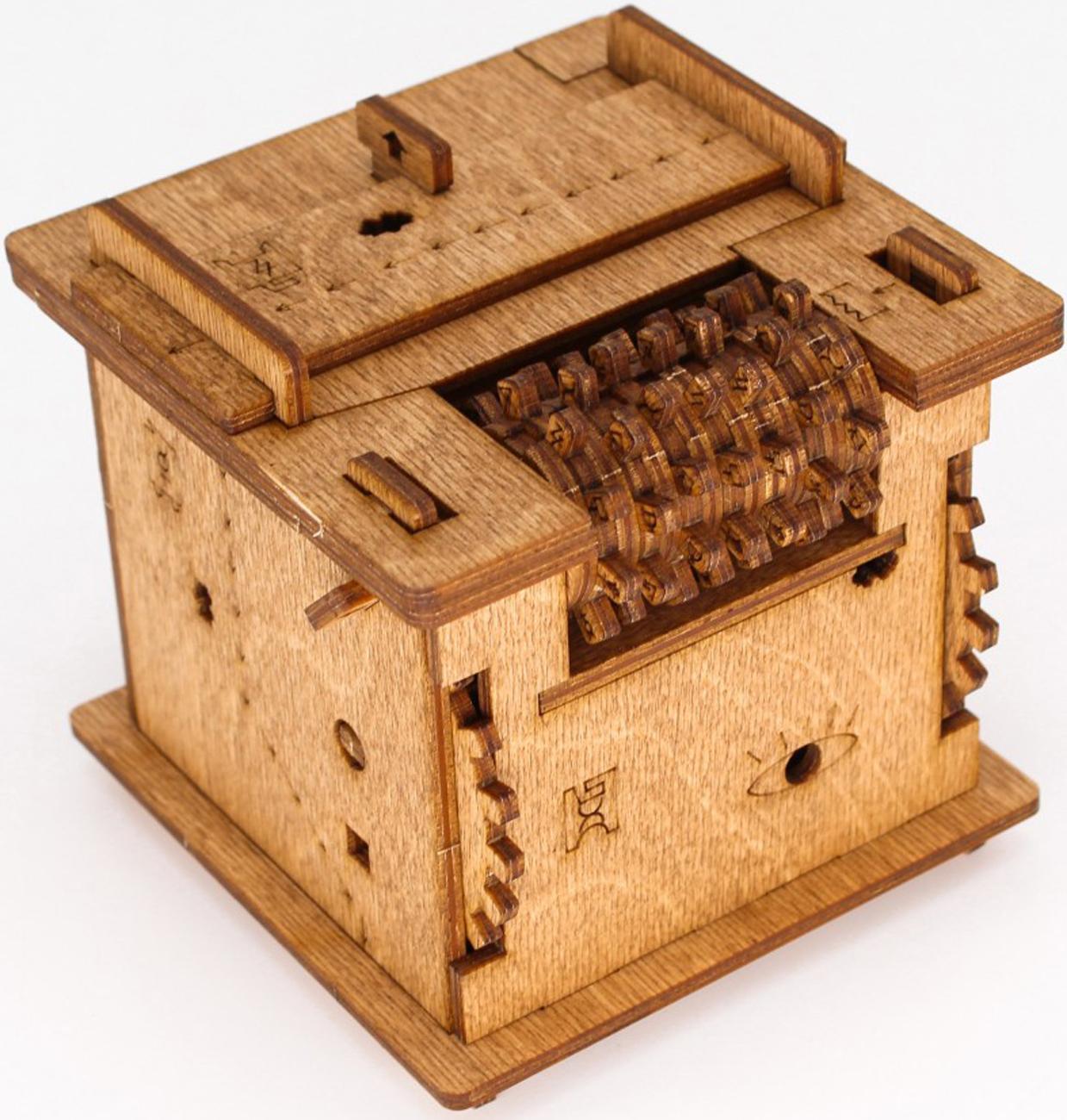 Cluebox Schrodinger's Cat