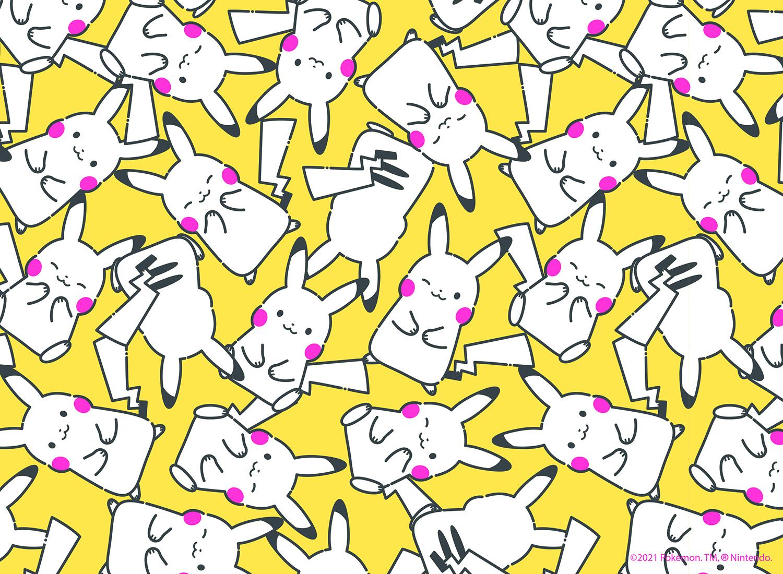 Japanese Pikachu Pokemon Cartoons Jigsaw Puzzle