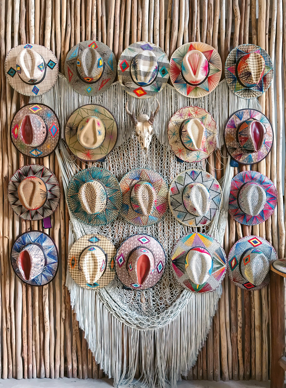 Hats of Mexico Mexico Jigsaw Puzzle