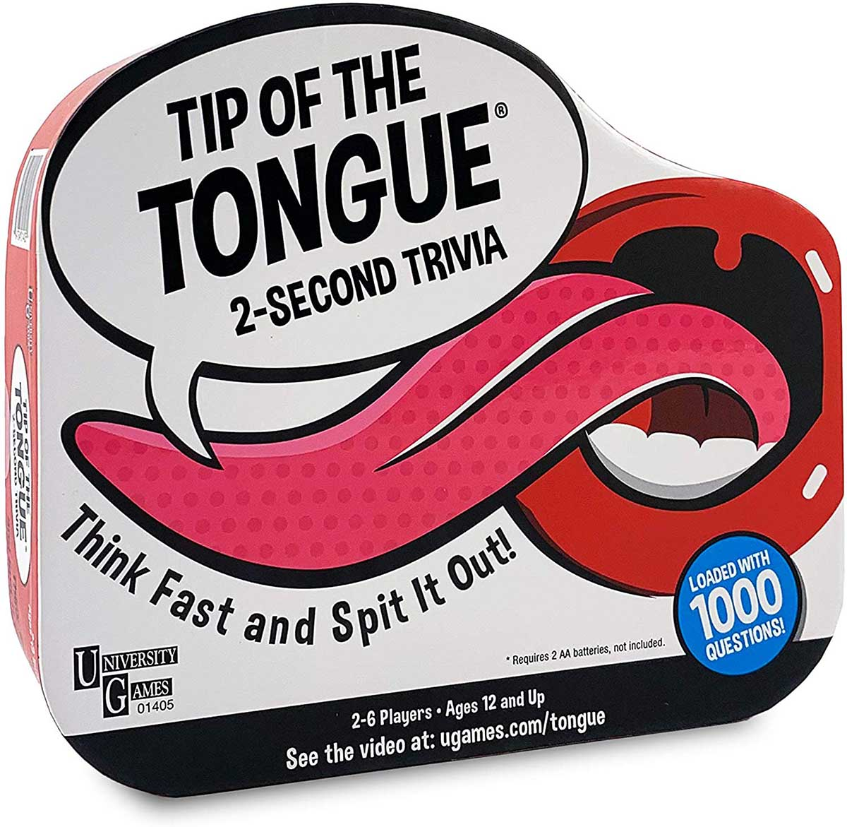 Tip Of Tongue