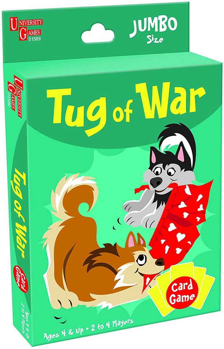 Tug of War Card Game