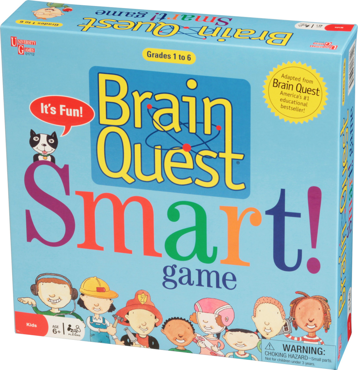Brain Quest Smart Game | PuzzleWarehouse.com