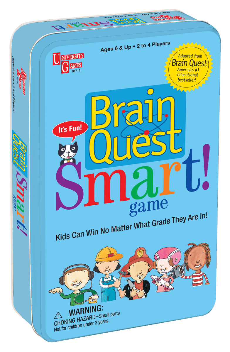 Brain Quest  Smart Game Math