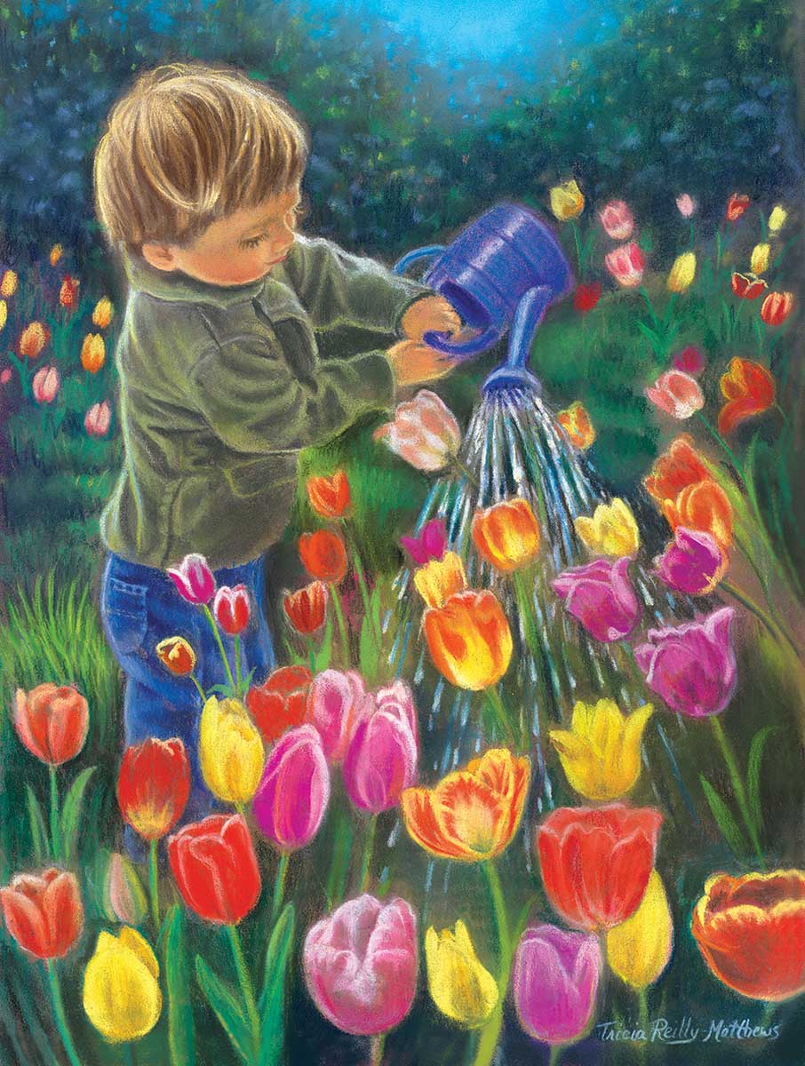 Signs of Spring Spring Jigsaw Puzzle