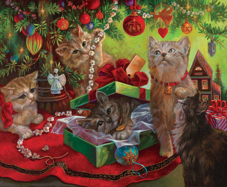 Kissmas Play Toys Cats Jigsaw Puzzle