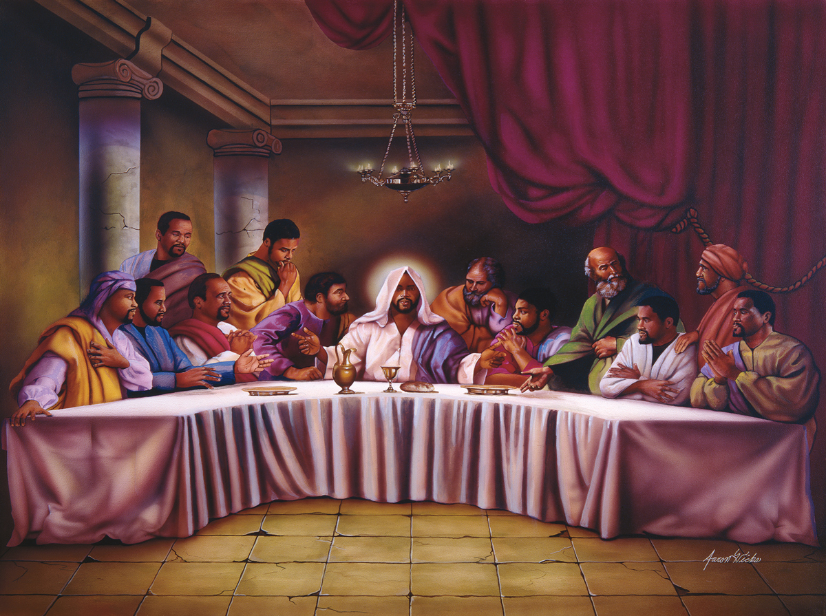 Last Supper Religious Jigsaw Puzzle