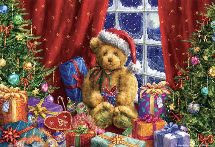 A Special Gift Christmas Jigsaw Puzzle