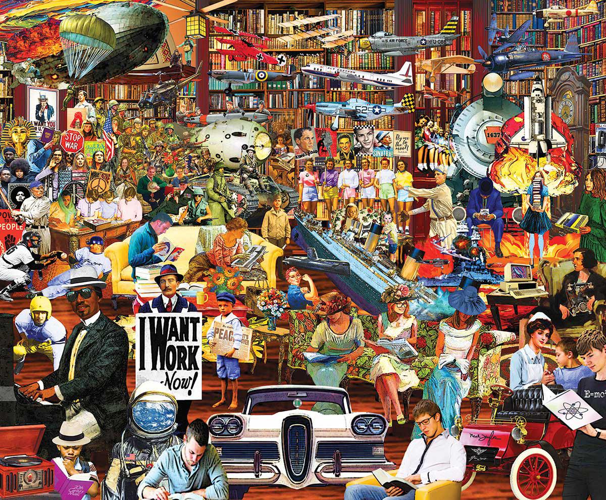 20th Century History History Jigsaw Puzzle