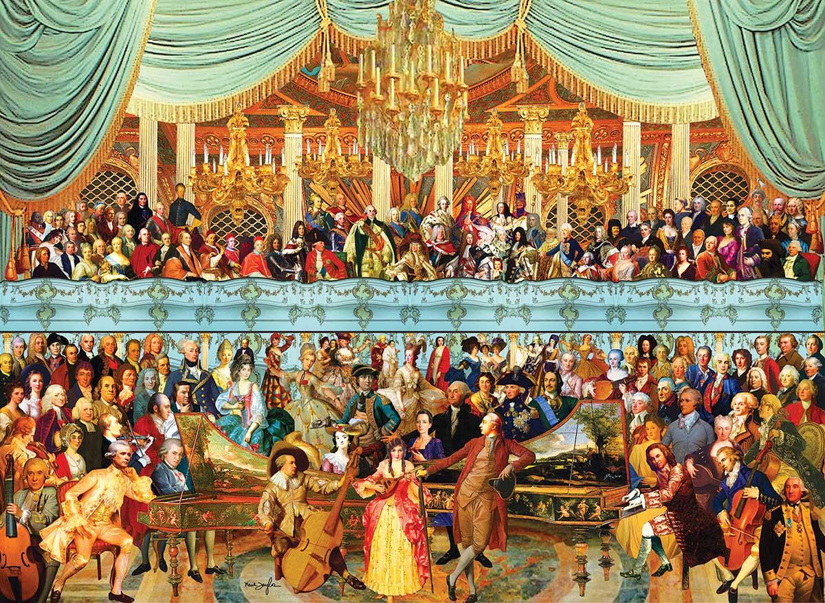 18th Century History History Jigsaw Puzzle