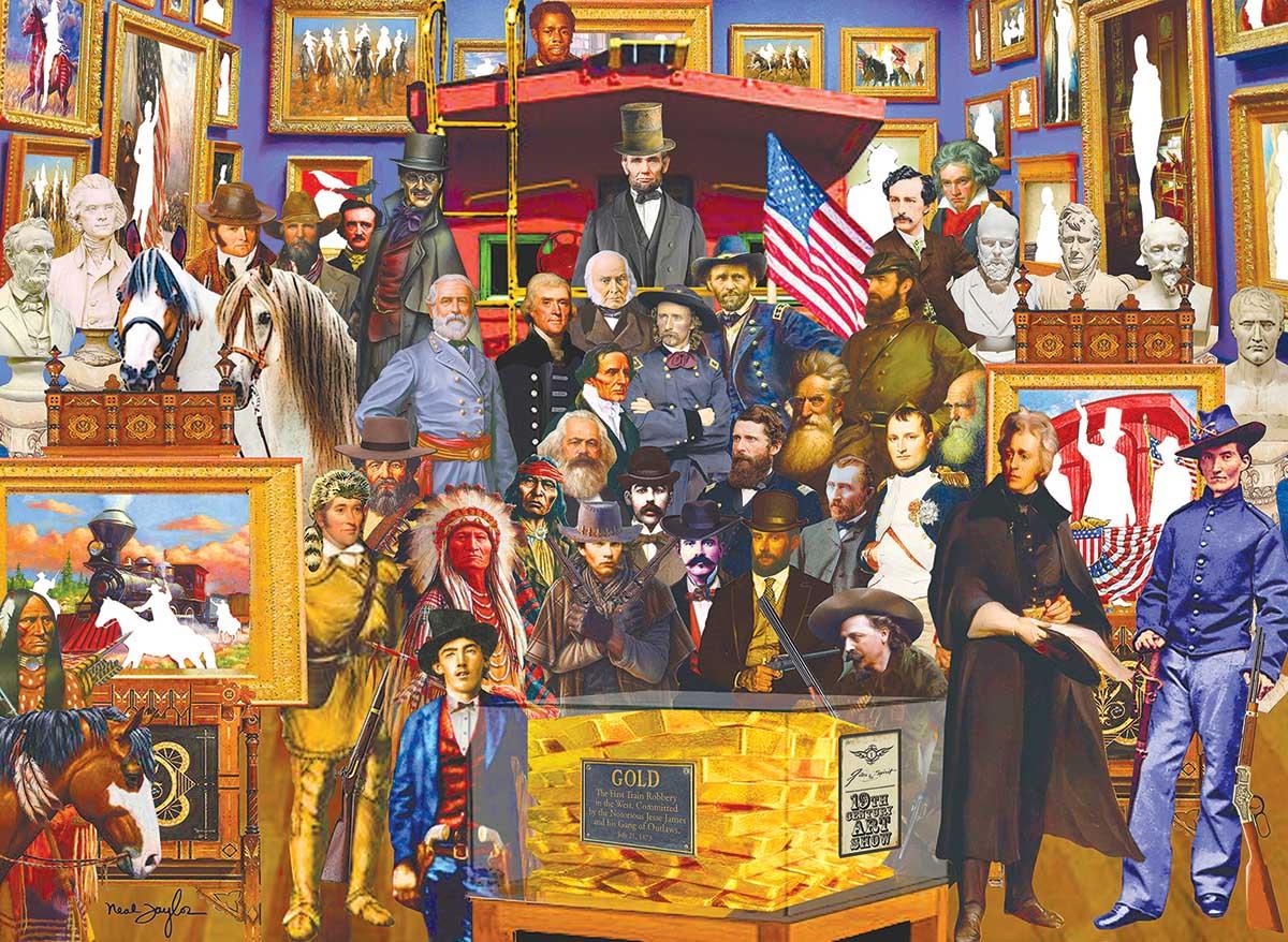19th Century History History Jigsaw Puzzle