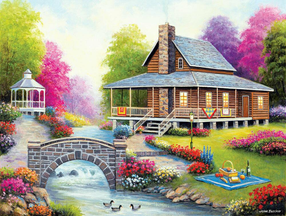 Spring Harmony Spring Jigsaw Puzzle