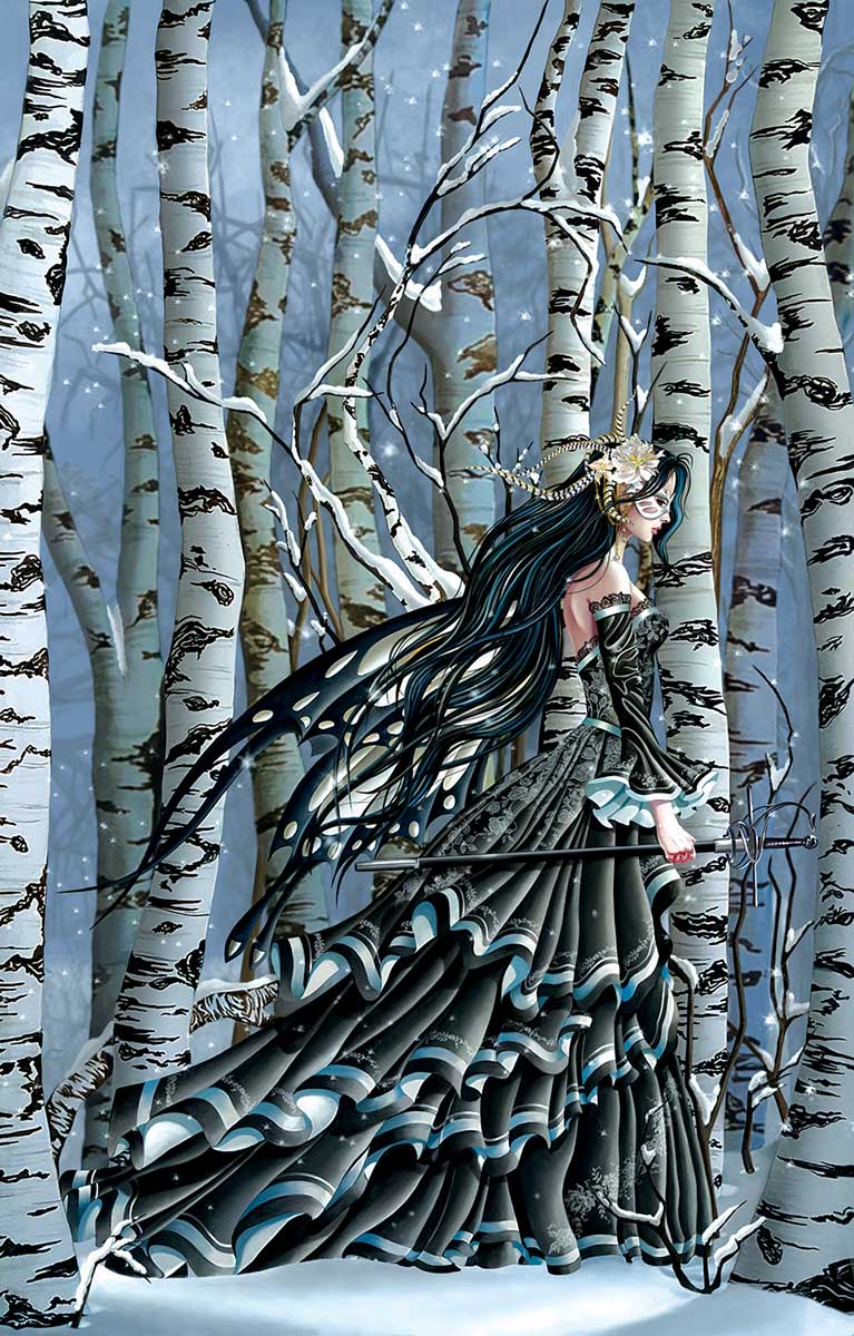 Aveliad the Forest Forest Jigsaw Puzzle