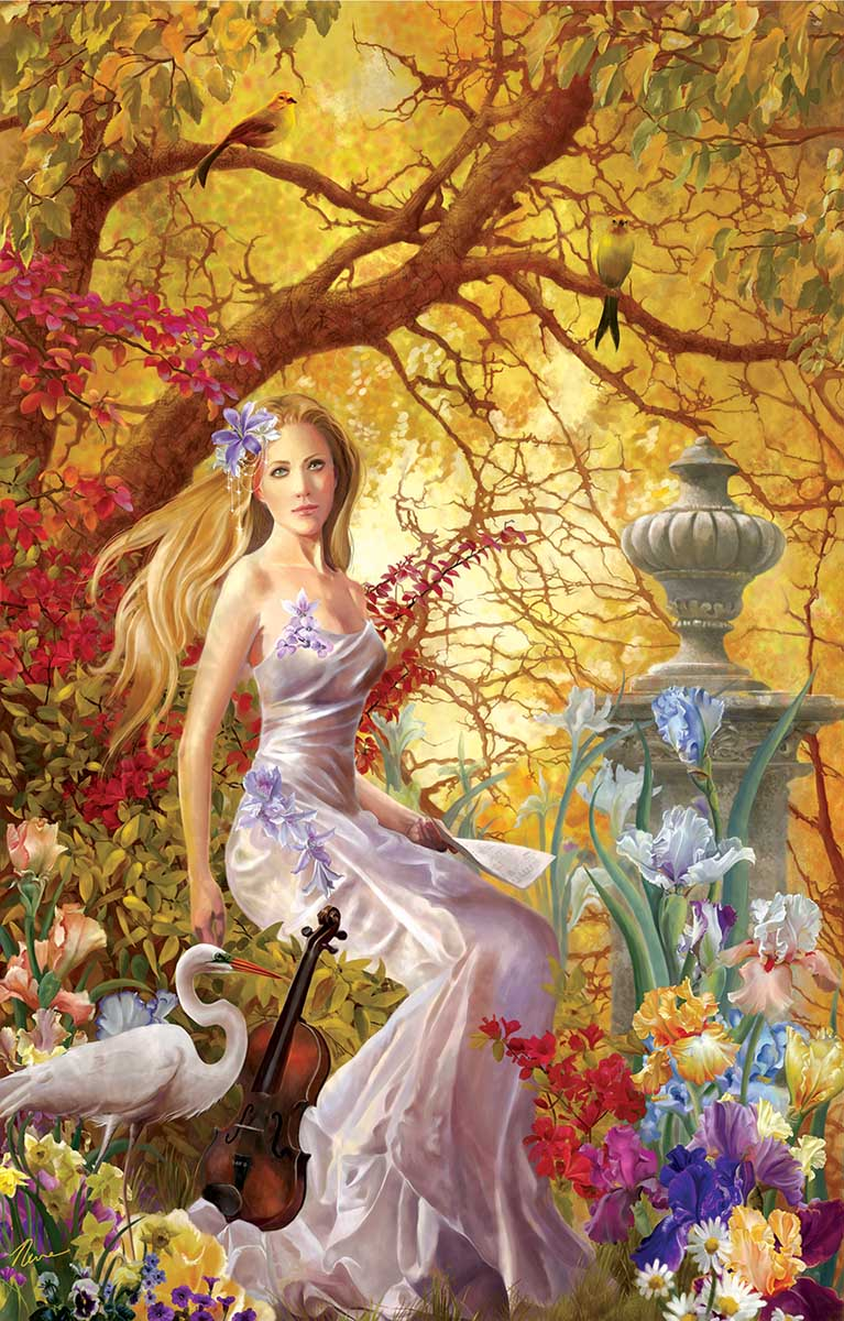 Lost Melody Fantasy Jigsaw Puzzle