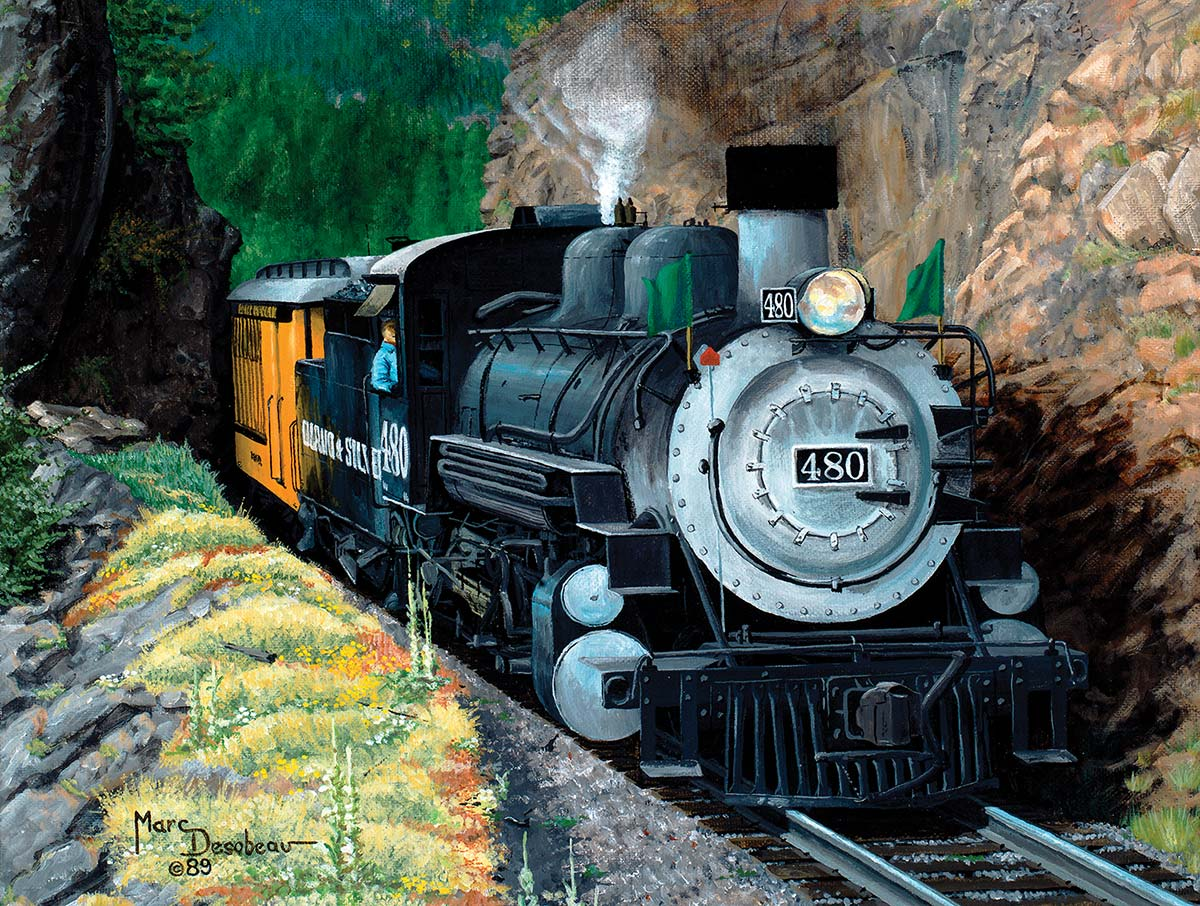 The Silverton Travel Jigsaw Puzzle