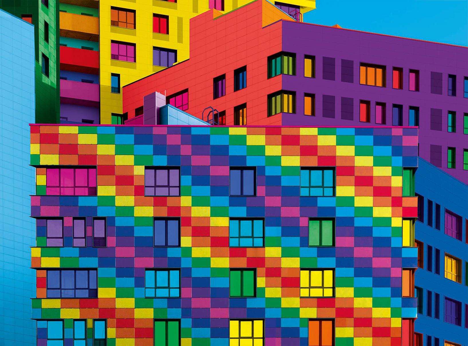 Squares Graphics / Illustration Jigsaw Puzzle