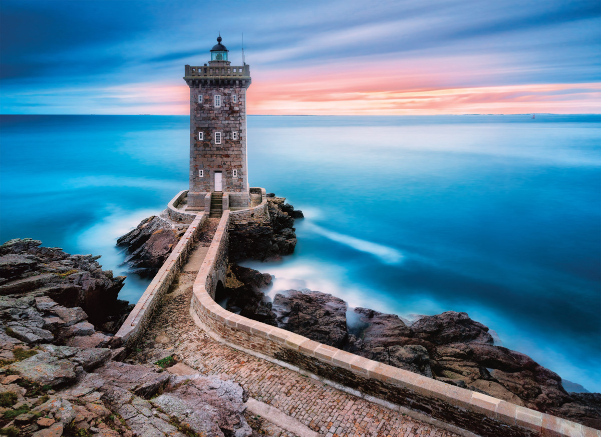 The Lighthouse Lighthouses Jigsaw Puzzle