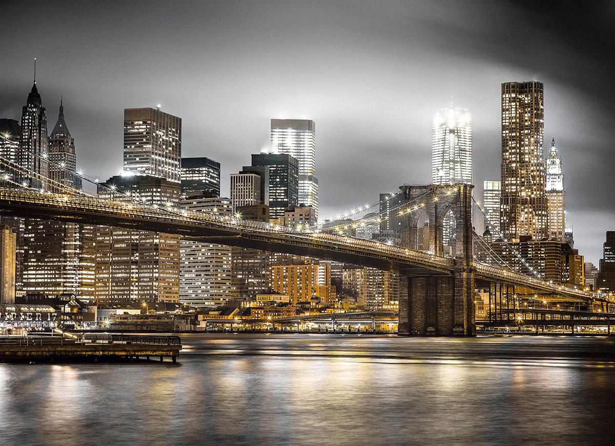 New York Skyline Skyline / Cityscape Jigsaw Puzzle