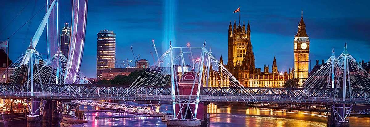 London Skyline / Cityscape Jigsaw Puzzle