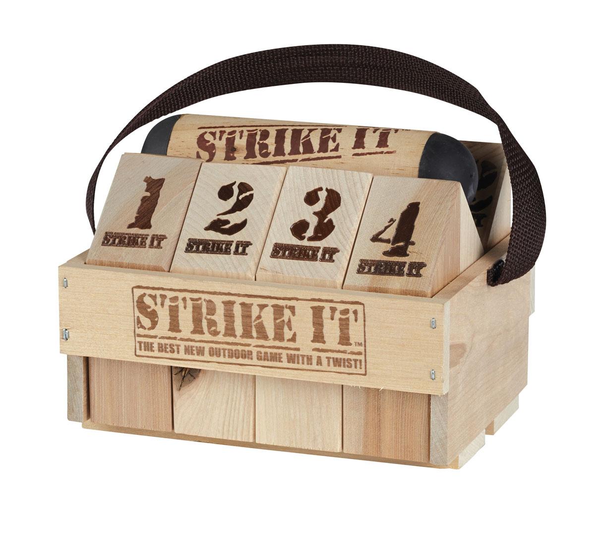 Strike It