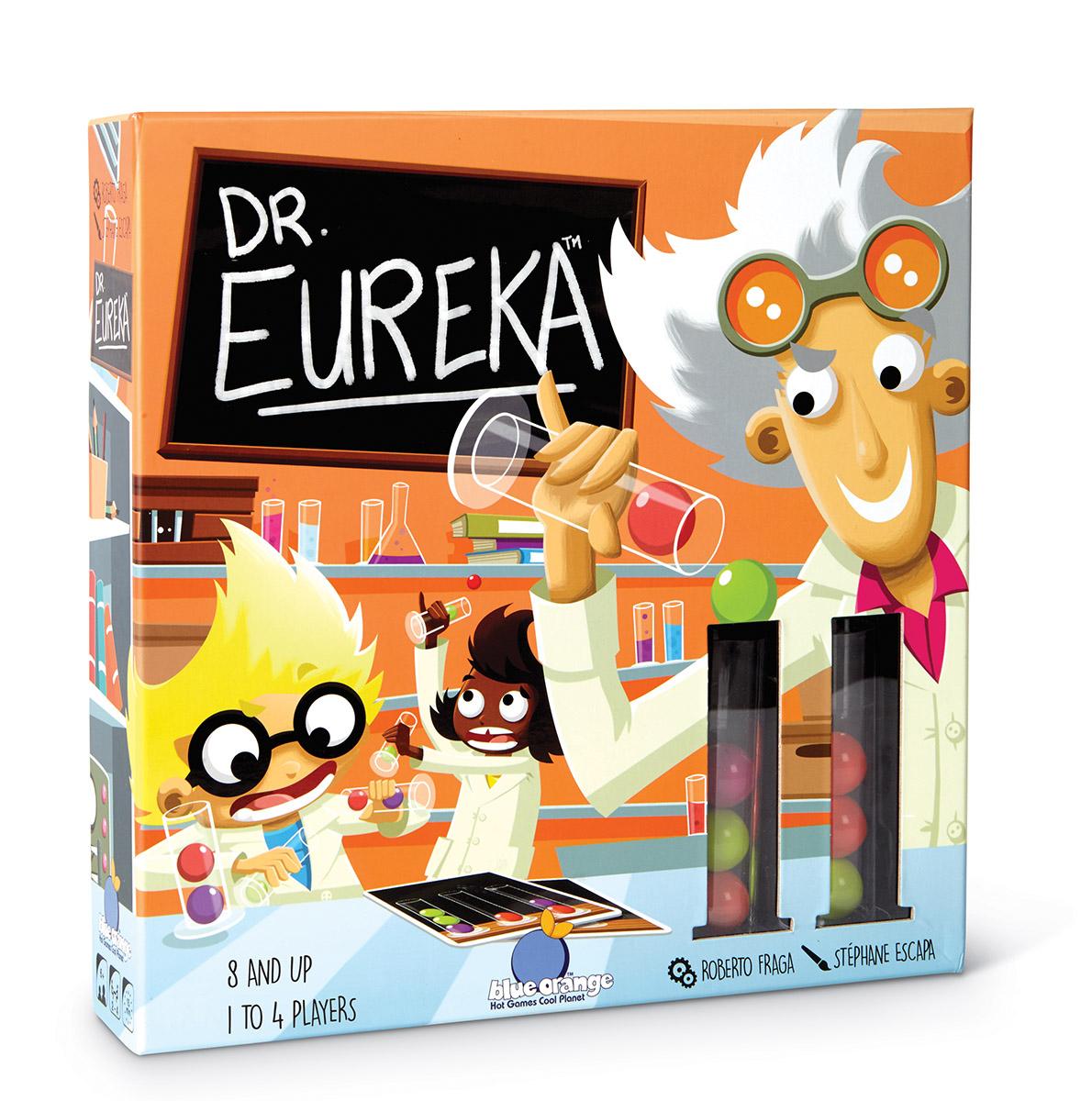 Dr. Eureka Pi Day