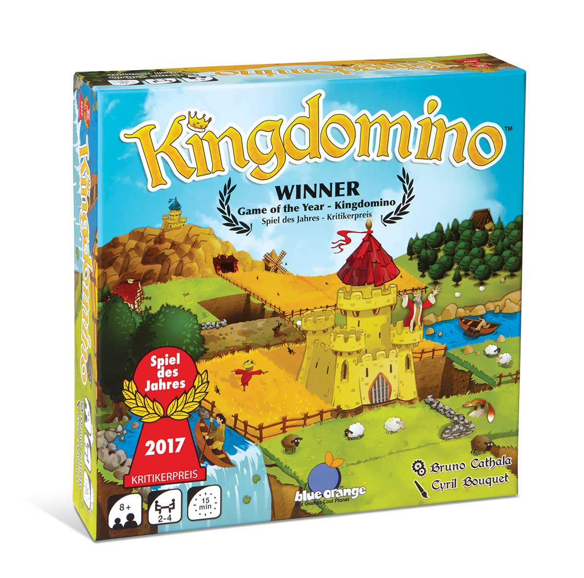 Kingdomino (Game of the Year)