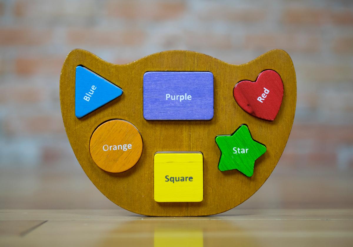Balance Boat Shapes & Colors Jigsaw Puzzle