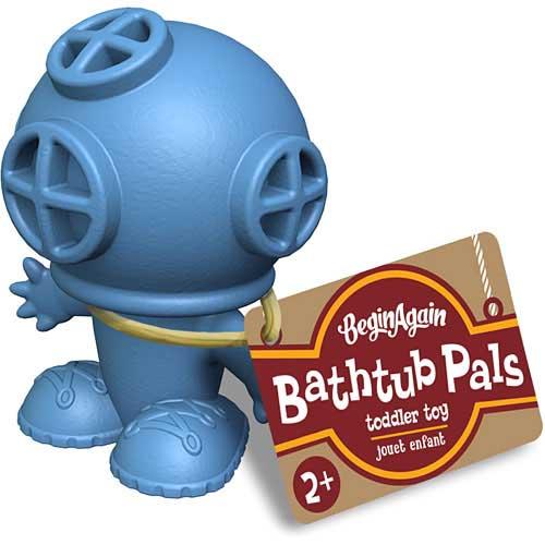 Bathtub Pals - Blue Diver