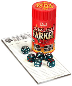 Spicy Farkel Pi Day